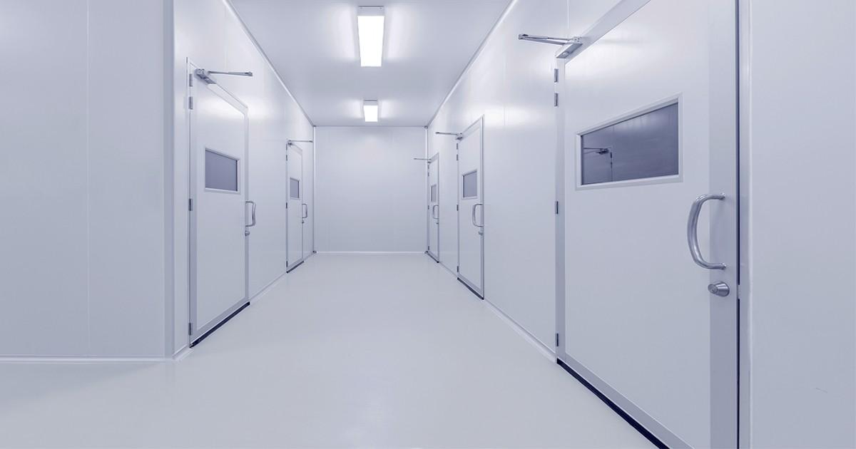 temiz oda zemin kaplama cleanroom sikafloor